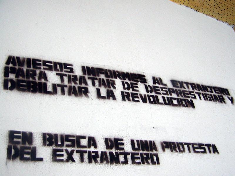 Hamlet Lavastida, Microfacción, 2007