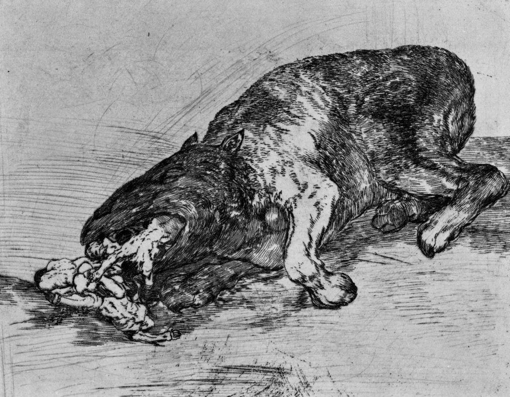 Francisco de Goya y Lucientes, Desastres de la Guerra, 1814–1820